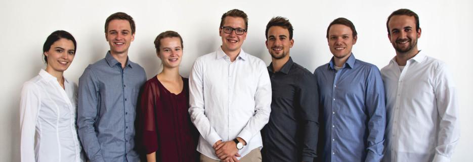 Das Team von Forum Delta